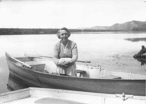 Amelia boating