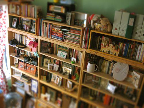 Library* tiltshift-1