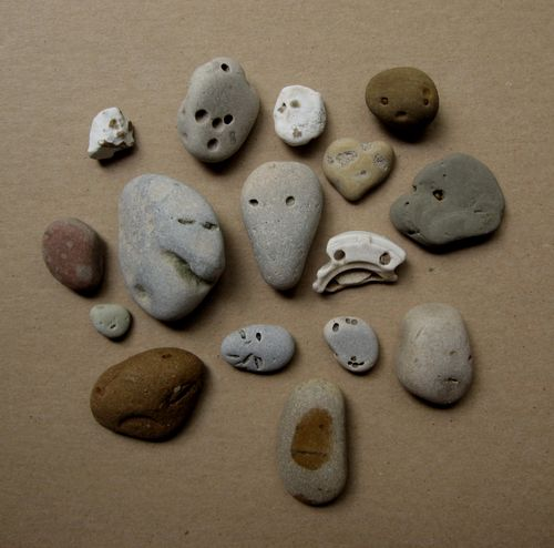 beach collections 3 the faces bricolagelife 2011