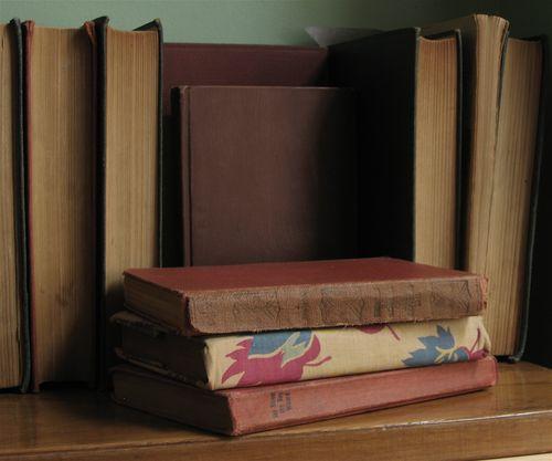 vintage book bundles at clubhouse books etsy shop